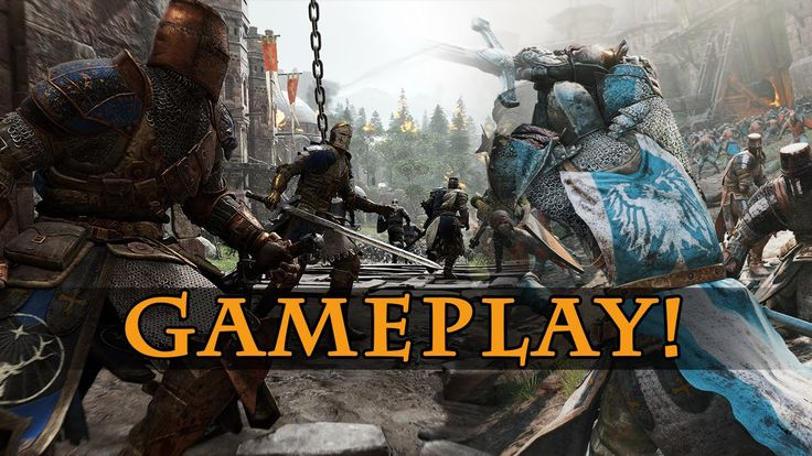 For Honor - GAMEPLAY and INTERVIEW from E3 2015