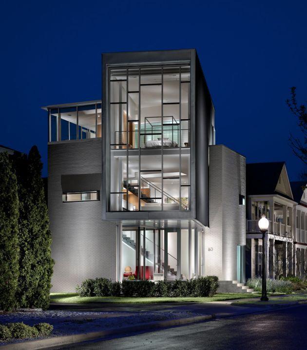 Memphis modern homes