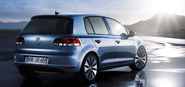 VW Golf Mk8 could arrive by 2017