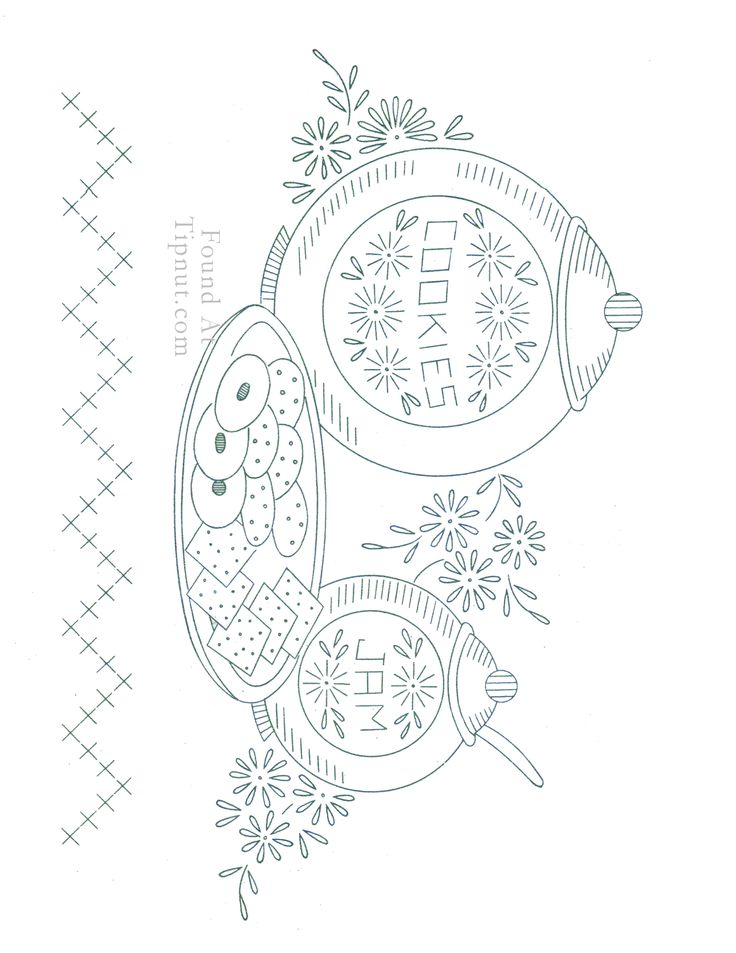2089 best embroidery for kitchen towels images on pinterest
