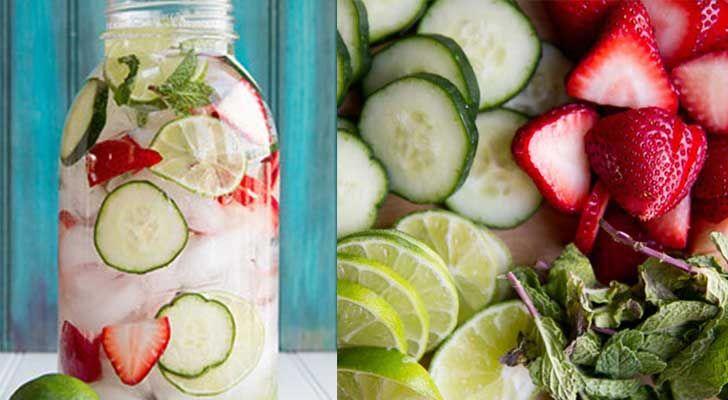 14 infusiones exquisitas naturales para refrescarse en verano