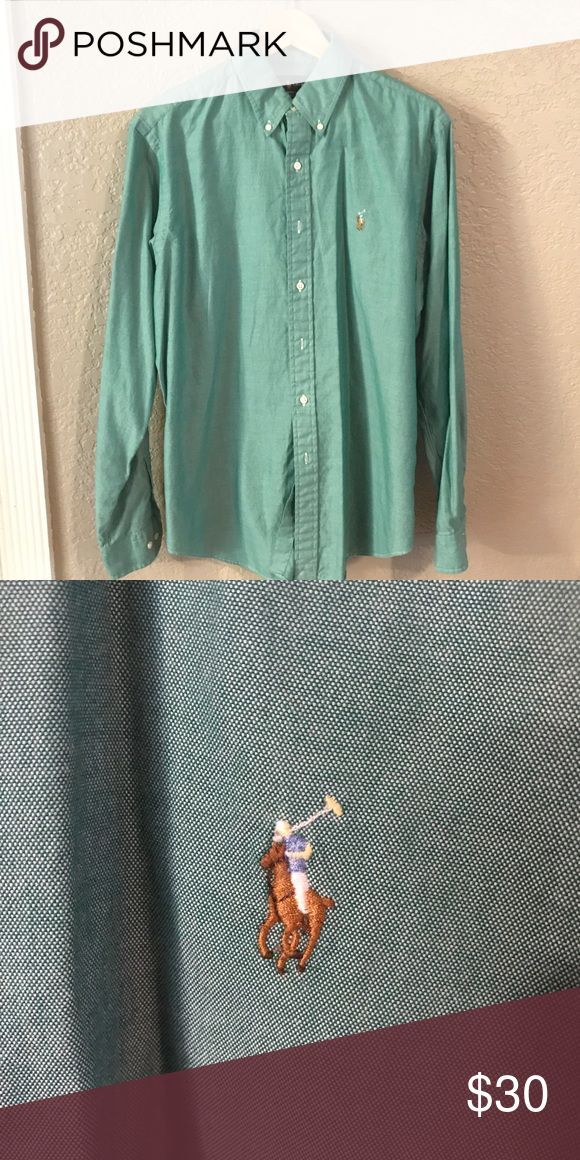 Polo by Ralph Lauren dress shirt Polo by Ralph Lauren dress shirt Polo by Ralph Lauren Shirts Dress Shirts