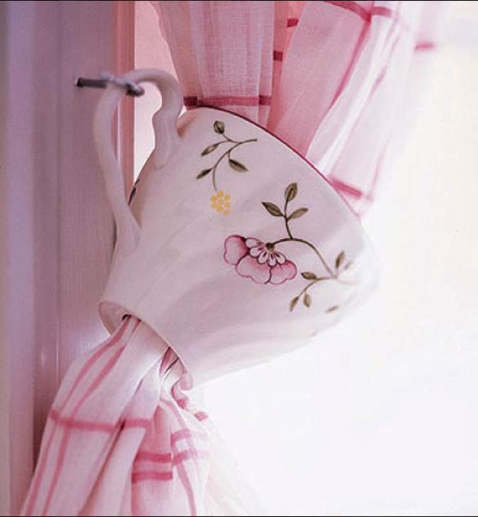 Repurposing teacups & saucers. this is cute i wish i would have thought of this as a little girl