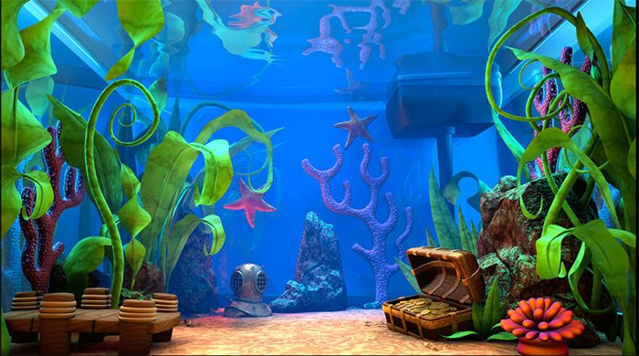 50 Best Aquarium Backgrounds Aquarium Backgrounds