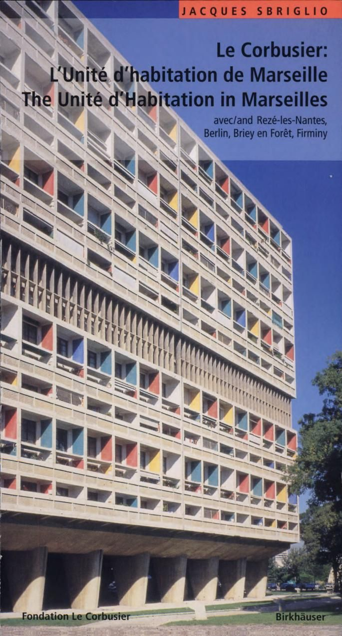 59 best images about le corbusier l 39 unite d 39 habitation on pinteres - Applique de marseille le corbusier ...