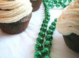 Vegan Guinness Cupcake