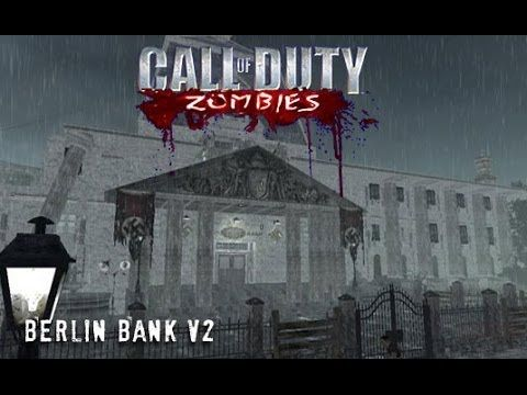 Call of Duty Zombies - Berlin Bank