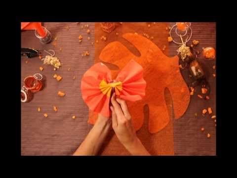 26 best pliage de serviettes images on pinterest napkin folding how to fold napkins and napkins - Pliage serviette halloween ...