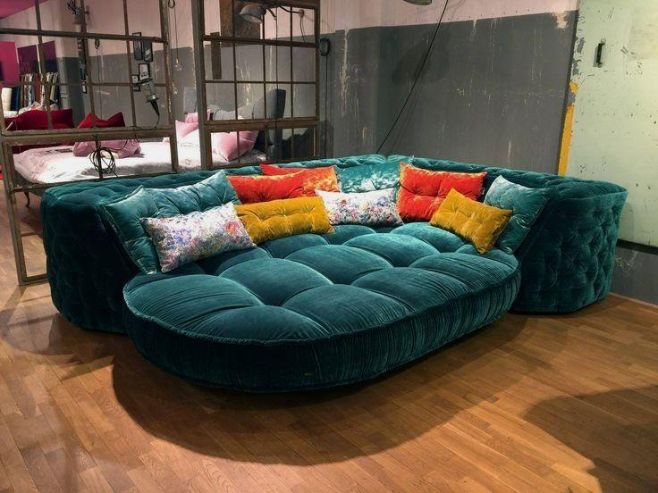 Mit Dem Ecksofa Von Bretz Kann Der Sonntag Ja Nur Entspannt Werden 3 Mehr Sofas H With Images Home Furniture Sofa Design