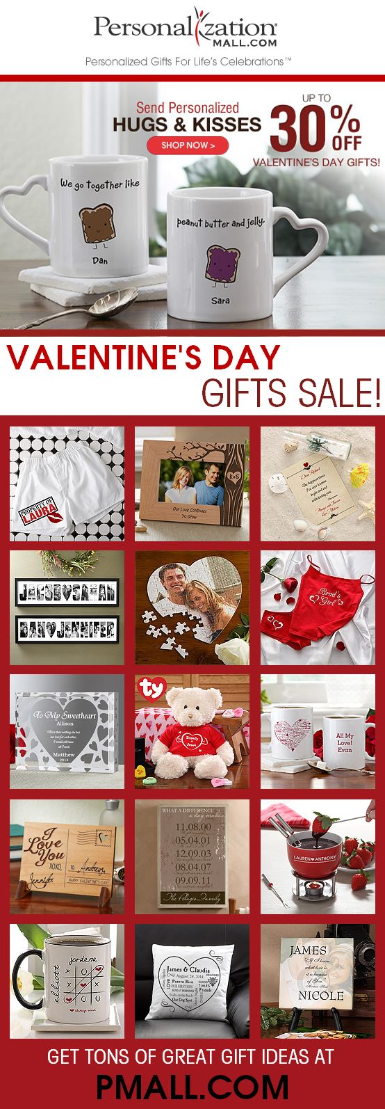 valentine day sales uk
