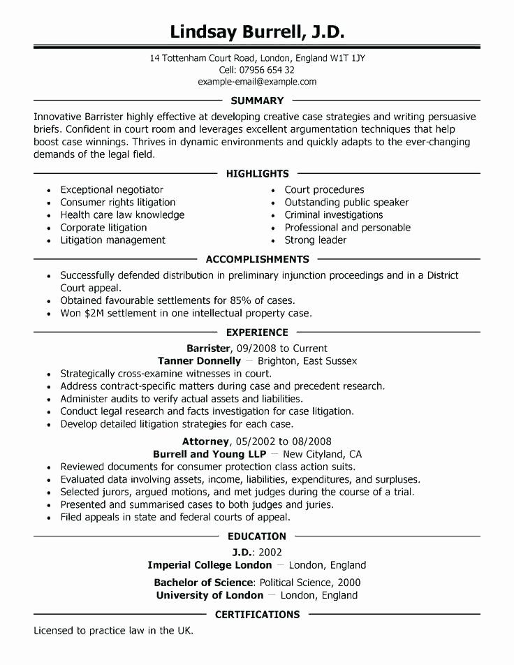 Legal Secretary Resume Example Beautiful 11 12 Legal Secretary Resume Objectives In 2020 Resume Examples Resume Objective Examples Resume
