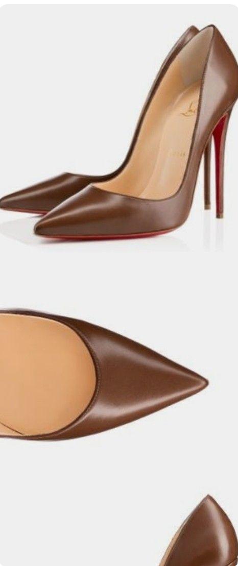 f930cd3328bc Chocolate Brown heels ! | wish list | Shoes, Heels, Shoe boots