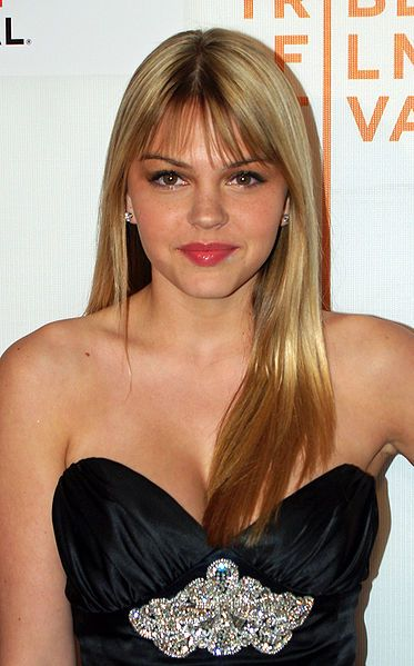 """Famous Jobies • AIMEE TEEGARDEN 