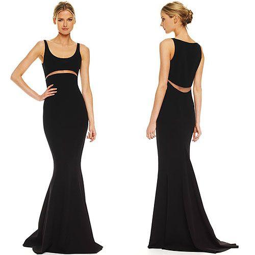 64 best Black Evening Dresses images on Pinterest