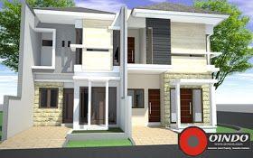 Desain Rumah Jual