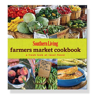 Summer Farmers' Market Recipes | Our Farmers Market Cookbook is filled with more fresh produce recipes, divided into four chapters—Spring Recipes, Summer's Bounty, Autumn Harvest, and Winter Storehouse. The book also walks you through the farmers market experience and provides a Fresh Produce & Herb Primer with all the tips you need for selecting the best produce.