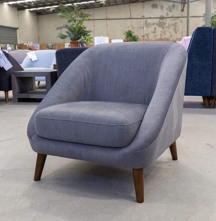Violet Accent Chair Lava Warehouse Furniture Clearance