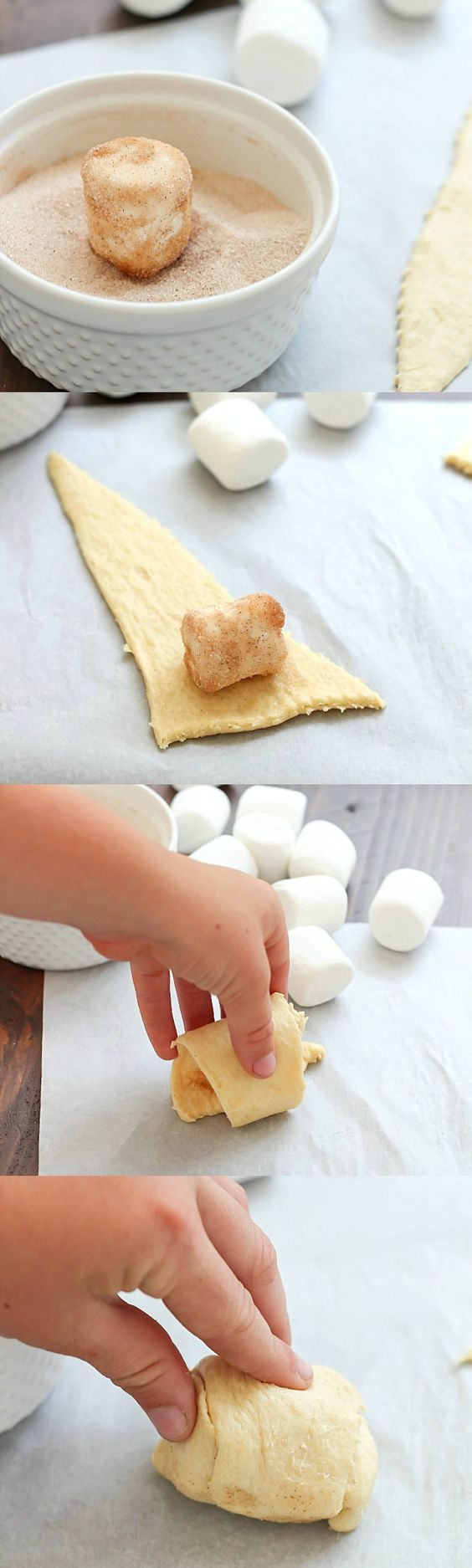 A fun Easter treat that teaches children (and adults!) the real reason behind the holiday of Easter. These resurrection rolls are so easy to make and absolutely delicious!