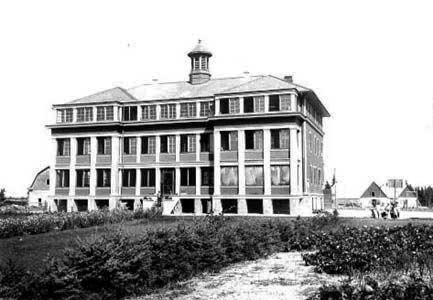 Norway House Residential School (1900-74)