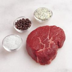 How to Cook Tenderized Beef Chuck Steak in an Oven