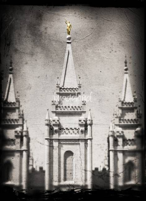 """""""salt lake city temple"""" by Daniel Vineyard: a added city image lake of photograph salt style temple the to vintage with // Buy prints, posters, canvas and framed wall art directly from thousands of independent working artists at Imagekind.com."""