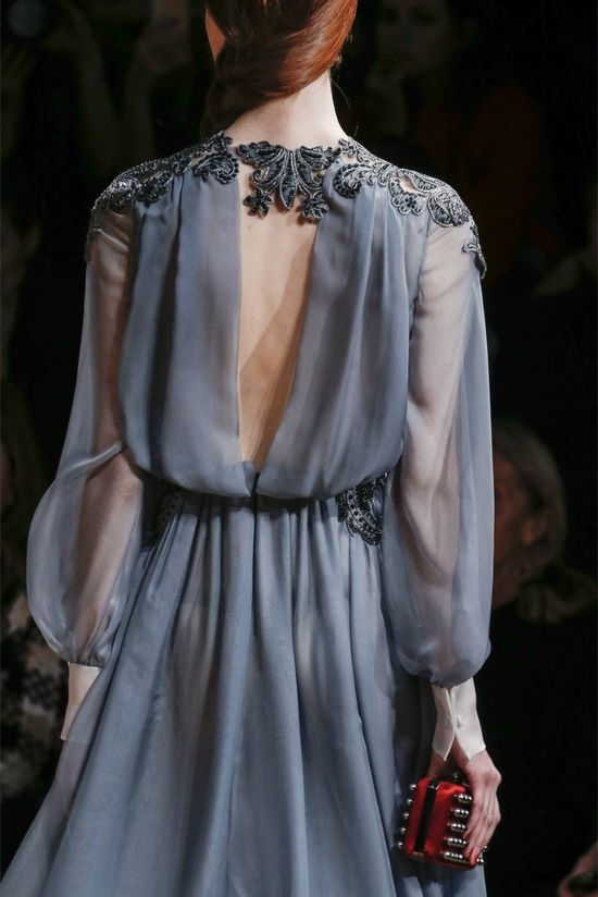 Valentino fall 2013 RTW collection.