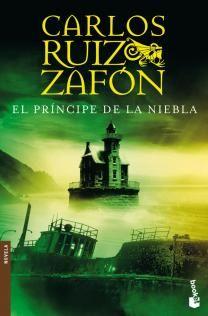El príncipe de la Niebla o Mr. Caín , un personaje enigmático que se pasea por la novela rodeado de misterio, un misterio que sólo desentrañarás al final.