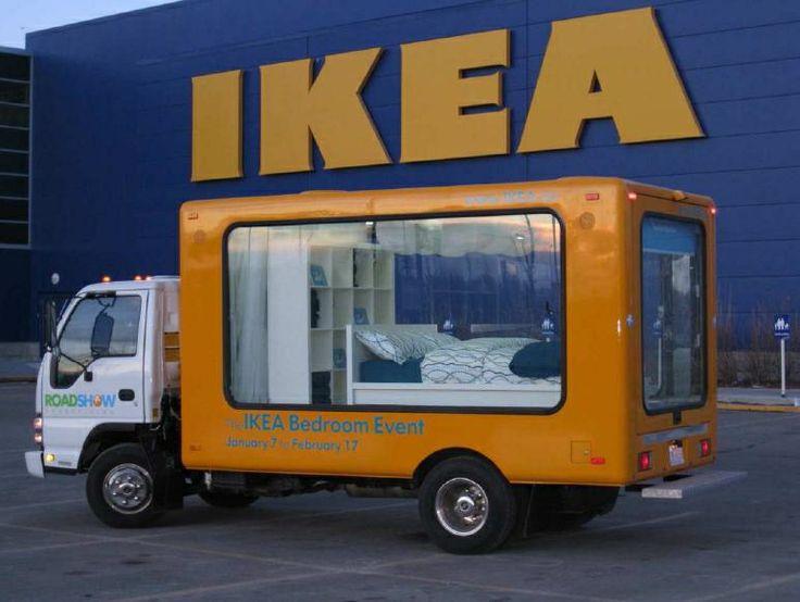 61 best outdoor advertising images on pinterest - Ikea outdoor mobel ...