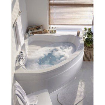 Les 25 meilleures id es concernant baignoire d 39 angle sur for Petites baignoires leroy merlin
