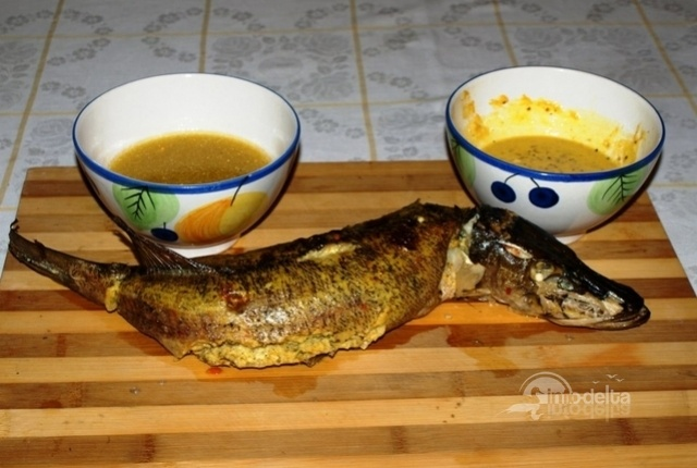 Stiuca umpluta a la Vijelie  http://www.info-delta.ro/retete-culinare-31/reteta/stiuca-umpluta-de-catre-vijelie-174.html