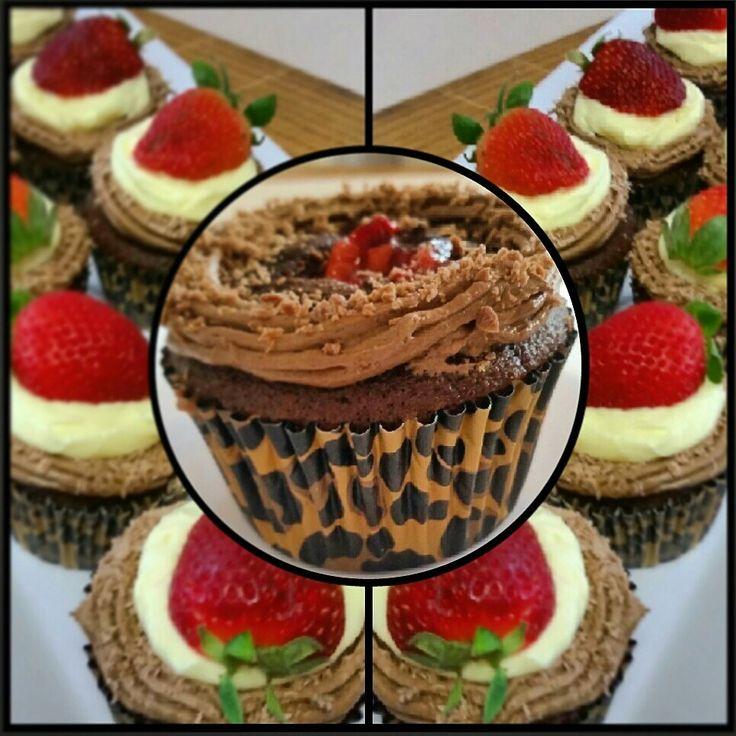 Chocolate Berry surprise