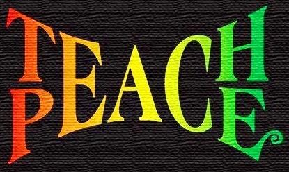 Teach peace via Sun Gazing on Facebook