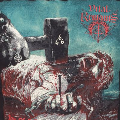 BEHIND THE VEIL WEBZINE: VITAL REMAINS – Icons of Evil Review