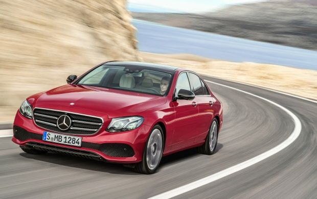 Red Mercedes-Benz E-Class 2017 #Evrt #controls #Repost #Tesla #producer #details #teslacars #event #Automobile #Hanergy #samsung #behindthescenes #green #solar #corporate #engie #intersolar #innovation #photography #wheels #renewable #globalevert