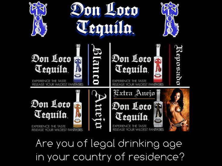 Don Loco Tequila. www.donlocotequila.com, Don Loco Tequila @DONLOCOTEQUILAS Don Loco Tequila 100% Blue Agave grown in Jalisco, Mexico. Distilled in Tequila, Jalisco. Don Loco Tequila Ultra Premium Blanco,Reposado,Anejo,Especial Reserva, google, google+, facebook, google images