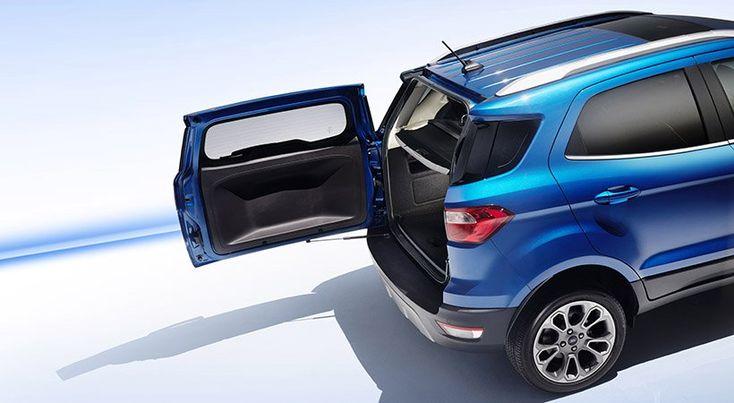Ford EcoSport 2018 tendrá un panal de abeja en el maletero - http://autoproyecto.com/2018/01/ford-ecosport-2018.html?utm_source=PN&utm_medium=Pinterest+AP&utm_campaign=SNAP