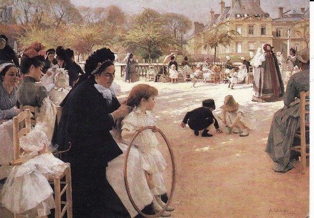 Albert Edelfelt (1854-1905) Finnish Painter ~ Blog of an Art Admirer