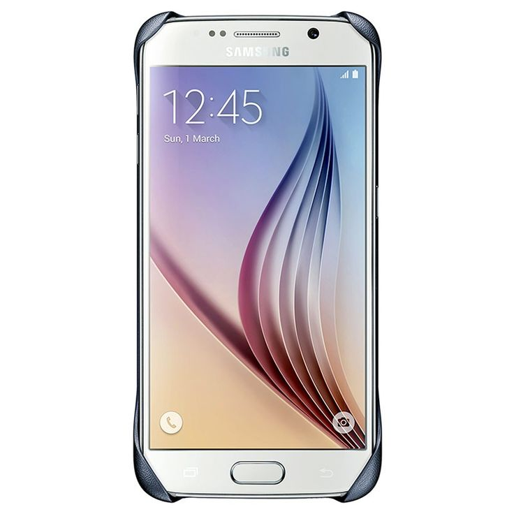 Samsung Galaxy S6 Protective Deksel EF-YG920BB - Svart