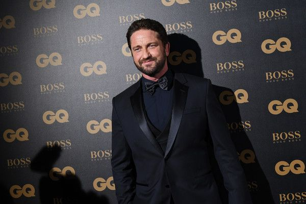 Actor Gerard Butler attends GQ Men Of The Year Awards at Musee d'Orsay on November 23, 2016 in Paris, France.