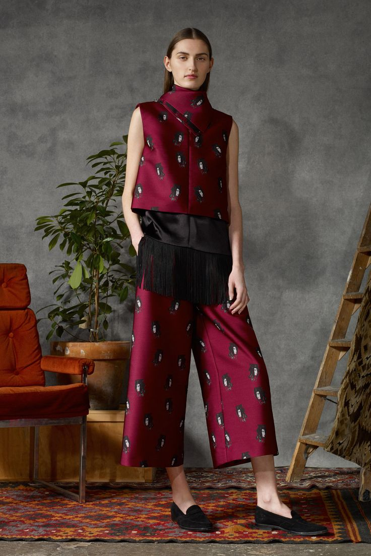 Osman Pre-Fall 2015 - Collection - Gallery - Style.com