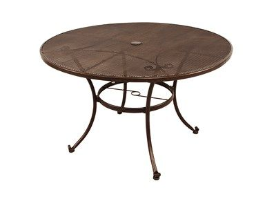 Shop For Clearance 48 Round Table With Hole Smooth