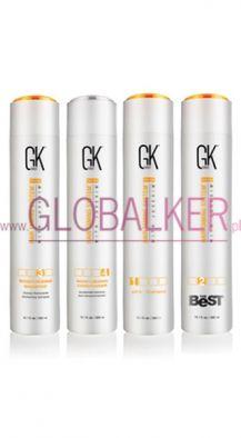 GK Hair keratin the best set 300ml. Global Keratin Juvexin