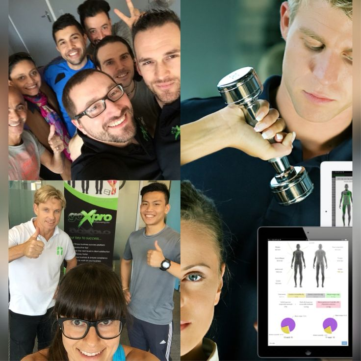 The goXpro course for Personal Trainers.