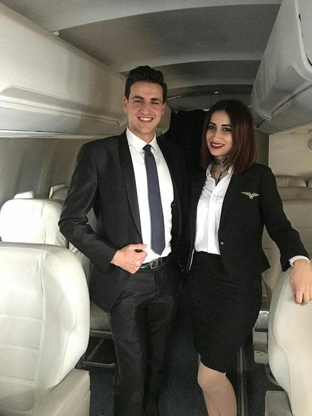Pin By Tomerm On Cabin Crew Style Cabin Crew Flight Attendant
