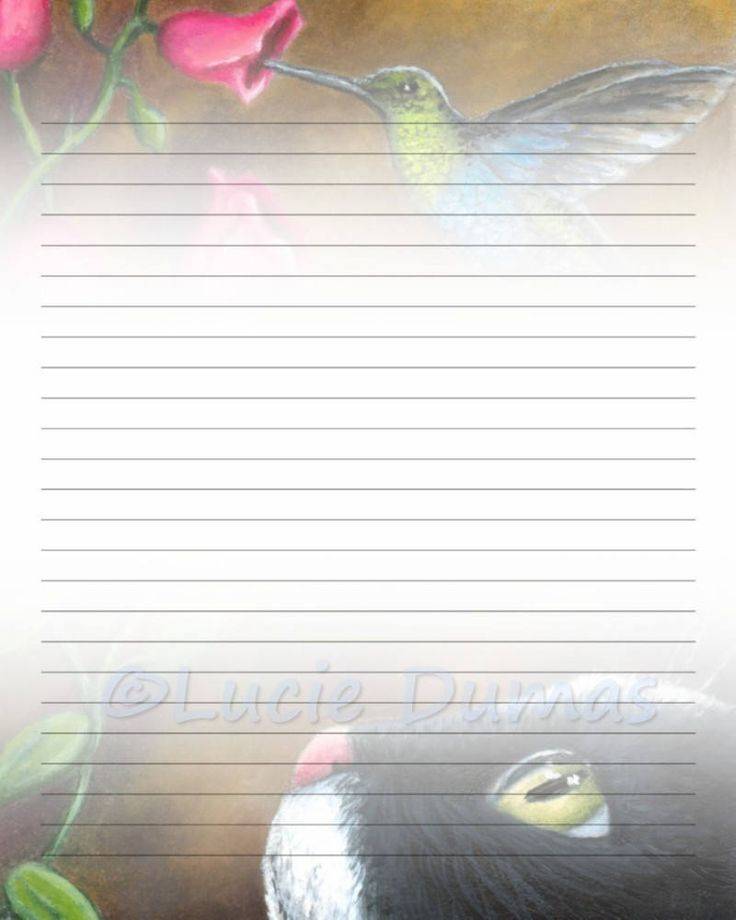 594 best schrijfpapier images on Pinterest Writing paper - 8x10 resume paper
