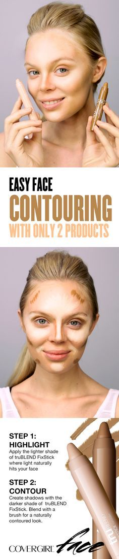 Learn how to contour - http://47beauty.com/learn-how-to-contour/