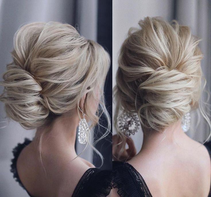 10 Hochsteckfrisuren für mittellanges Haar – komplett texturierte #Hochzeitsfrisuren