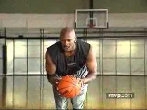 Michael Jordan's Basketball Lesson