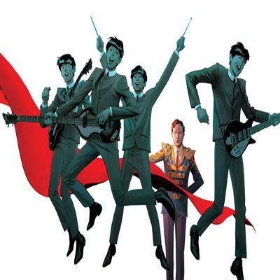 A história de Brian Epstein, o empresário dos Beatles, em HQ publicada no Brasil. Confira!