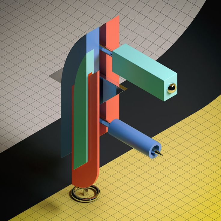 Alphabet: Creative Typography by Serafim Mendes | Inspiration Grid | Design Inspiration